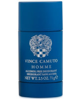 Vince Camuto Homme Deodorant, 2.5 oz