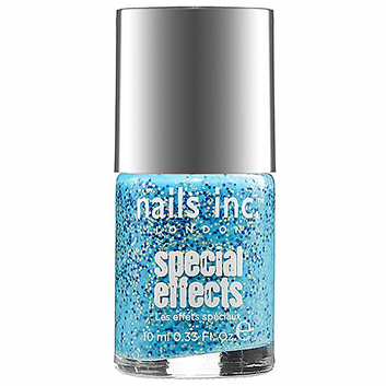 nails inc. Special Effects Sprinkles Nail Polish Pudding Lane 0.33 oz