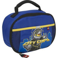 LEGO Insulated Lunch Bag - Police (Blue)