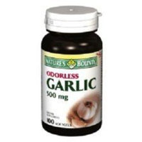 Nature's Bounty GARLIC SFGL 500MG ODORLSS NBY Size: 100