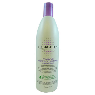 Liverpool Products Fleurology Color Care Preserving Conditioner 16 oz.