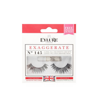 Eylure Naturalites 145 Intense False Eyelashes