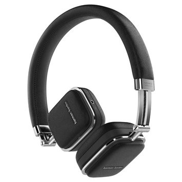 Harman/kardon Soho Wireless Premium On-Ear Headphones (Black)