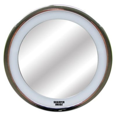 LED anti-fog Shower Mirror