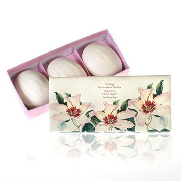 Bronnley Royal Horticultural Society Soap Hibiscus