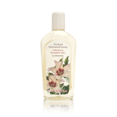 Bronnley Hibiscus 250ml/8.7oz Shower Gel