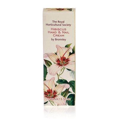 Bronnley Hibiscus 100g/3.5oz Hand Nail Cream