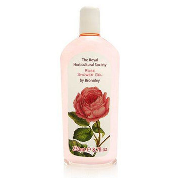 Bronnley Royal Horticultural Society Rose Shower Gel 250ml