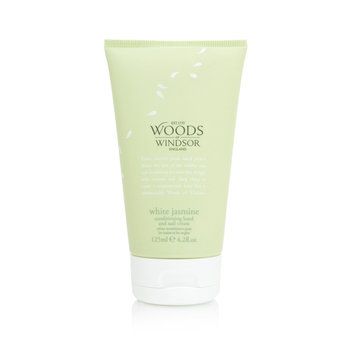 Woods of Windsor White Jasmine Hand & Nail Cream 125ml