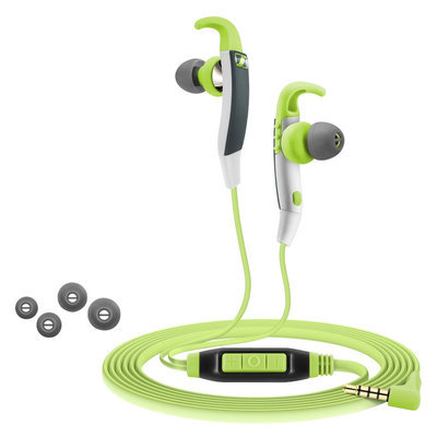 Sennheiser CX 686G Sports In-Ear Headphones (506188) (Green)