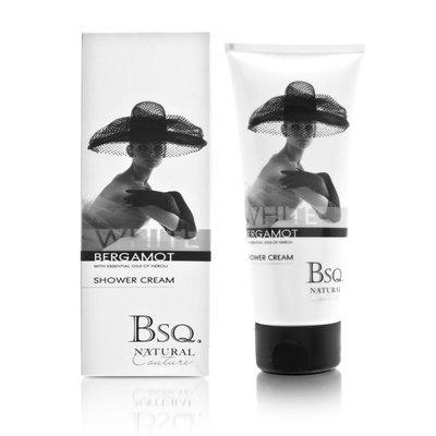 Berkeley Square Cosmetics Company Berkeley Square White Bergamot Shower Cream 200ml