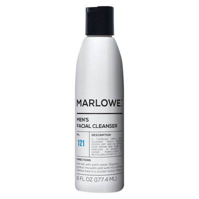 Marlowe No. 121 Men's Facial Cleanser - 6 oz