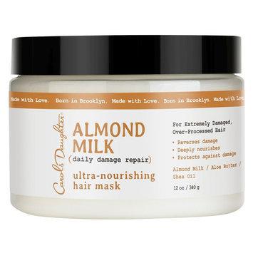 Carol's Daughter Almond Milk Daily Damage Repair Ultra-Nourishing Hair Mask - 12.0 oz