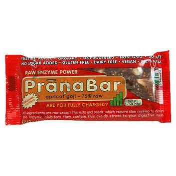 Prana Organic Prana Bar Apricot Goji Energy Bars