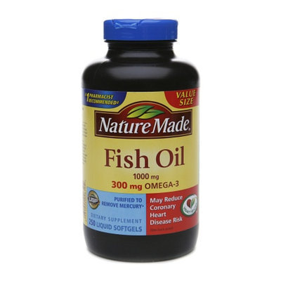 Nature Made Fish Oil 1000mg