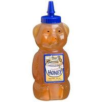 Madhava Pure Clover Honey Bear, 24-Ounce Bottles (Pack of 4)