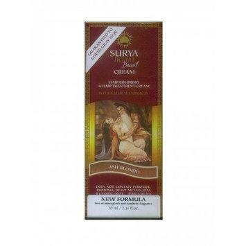 Surya Brasil: Natural Henna Cream, Ash Blond 2.31 oz