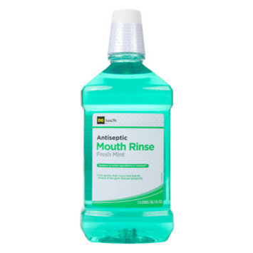 DG Health Antiseptic Mouth Rinse - Fresh Mint, 1.5 liters