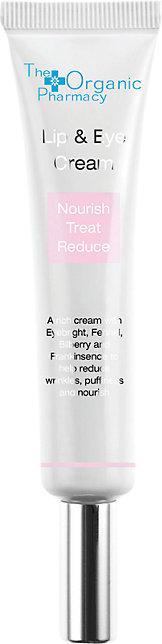The Organic Pharmacy Lip & Eye Cream