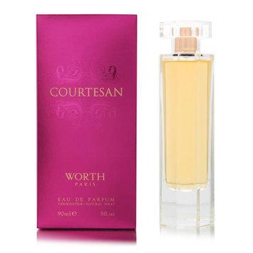 Courtesan By Worth Women's 3-ounce Eau de Parfume Spray
