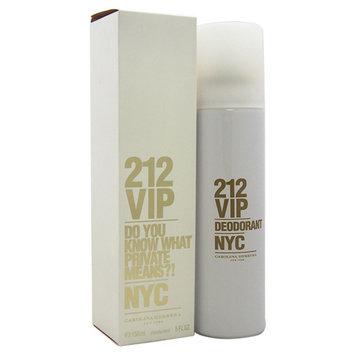 212 VIP By Carolina Herrera Deodorant Spray