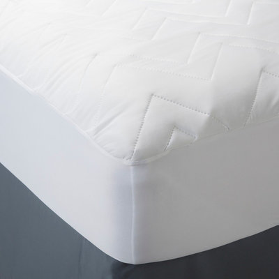 Mattress Pad Twin XL White - Room Essentials