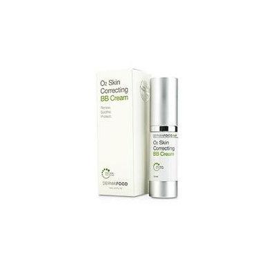 Lashfood Dermafood O2 Skin Correcting Bb Cream # Beige 15Ml/0.5Oz