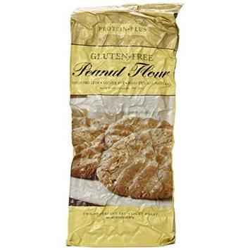 Protein Plus, Roasted All Natural Peanut Flour, 32 oz (907 g)