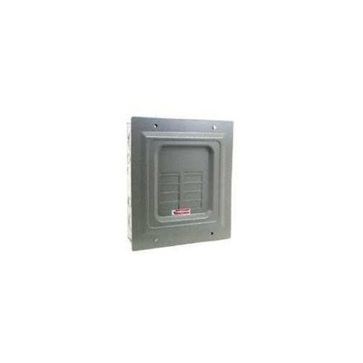 Cutler-Hammer BR816L125FP 125-Amp Main Lug Panel Indoor Nema 1 Top Feed Type BR Flush Mount