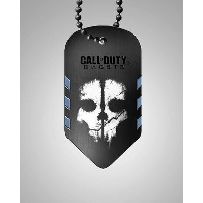 Activision Call of Duty Endowment Dog Tag