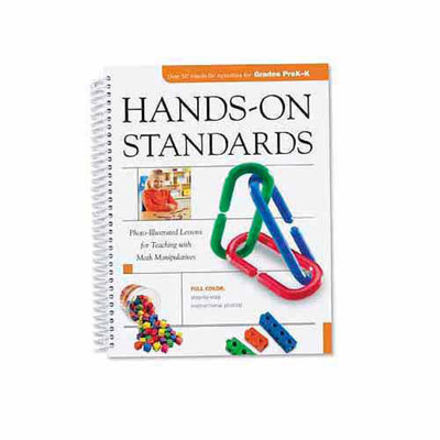 Learning Resources Hands-On Standards, Pre-K/K Book
