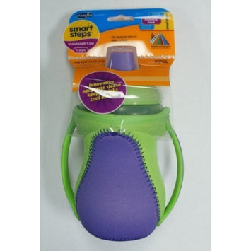 Evenflo BPA Free Insulated Cup - 14 oz green/purple