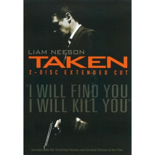 TAKEN (EXTENDED CUT) BY NEESON, LIAM (DVD) [2 DISCS]