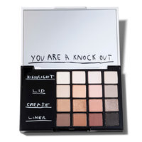 Sonia Kashuk Knock Out Beauty Smokey Eye Palette - Shadow Box .34oz, Multi-Colored