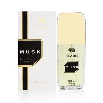 Parfums Claire Musk by Parfums Claire Eau De Parfum Spray 3.4 Oz