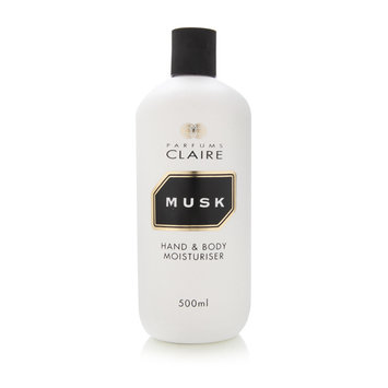 Parfums Claire Musk By Parfums Claire Hand & Body Moisturizer