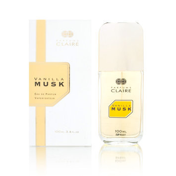 PARFUMS CLAIRE VANILLA MUSK By Parfums Claire
