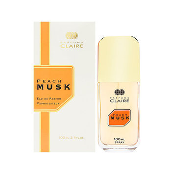 PARFUMS CLAIRE PEACH MUSK By Parfums Claire