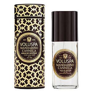 Voluspa Room and Body Spray, Mandarino Cannela, 3.8 oz