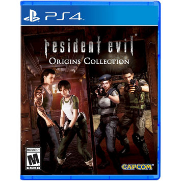Capcom Resident Evil: Origins Collection - Playstation 4