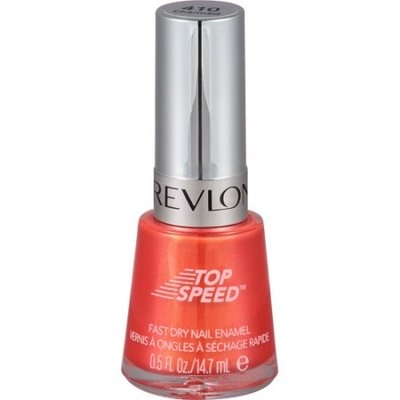 Revlon Top Speed Fast Dry Nail Enamel, Charmed, .5 fl oz