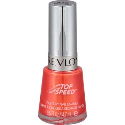 Revlon Top Speed Fast Dry Nail Enamel, Charmed, .5 fl oz