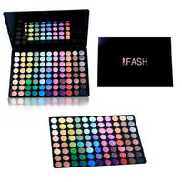 FASH Limited FASH professional 88 color Eyeshadow Matte and Shimmer Palette (cosmetic, makeup)