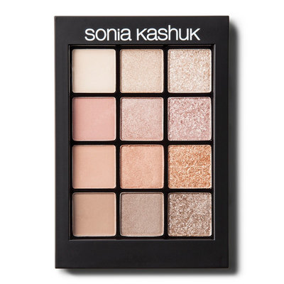 Sonia Kashuk Eye Couture - Eye On Textured Nudes 4, Multi-Colored
