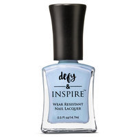 Defy & Inspire Pastel Palette 2016 Wear Resistant Nail Laquer - Winner's Circle, Winner'S Circle