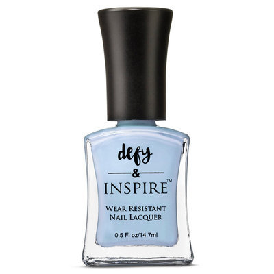 Defy & Inspire Pastel Palette 2016 Wear Resistant Nail Laquer - Winner's Circle, Winner'S Circle