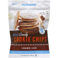 Hannahmaxbaking HannahMax Baking Cinnamon Sugar All Natural Crunchy Cookie Chips, 6.0 oz, (Pack of 15)