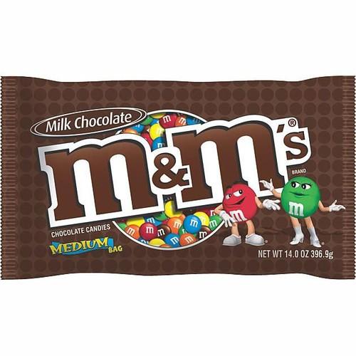 M&M's 15.4 OZ CHOCOLATE 15.4 OZ CHOCOLATE