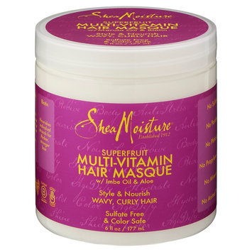 SheaMositure Superfruit Multi-Vitamin Hair Masque - 6 oz