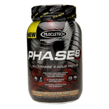 Muscletech Phase 8 Chocolate Peanut Butter